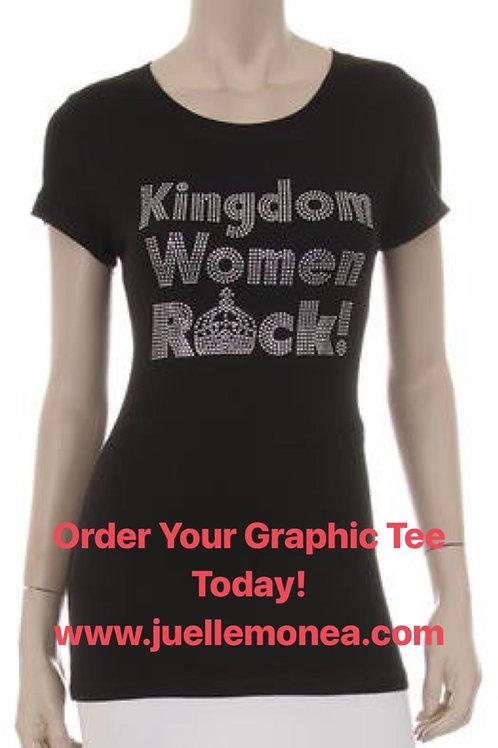 Kingdom Women Rock Tee