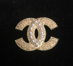 Designer Inspired Brooch
