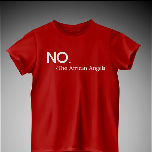 NO - The African Angels Classic Tee (Unisex)