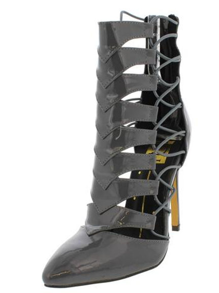 Iced Elastic Caged Boot