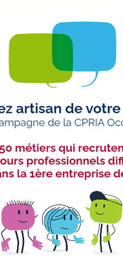 CPRIA site actu valorisation des métiers