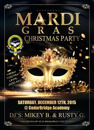 BPSU Christmas Party