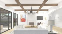 17120_LH Lavendale_Great Room Render