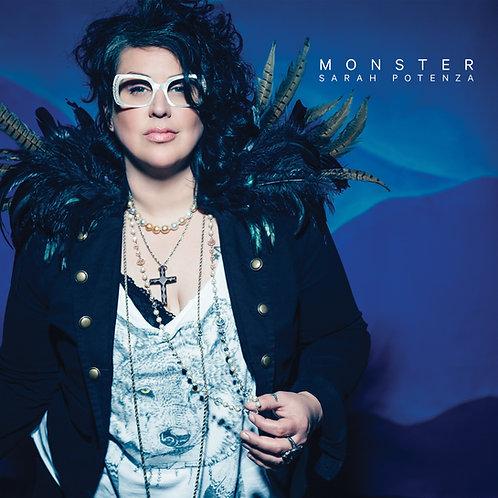 Monster (signed Cd)
