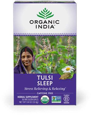 Organic India Tulsi Wellness Sleep