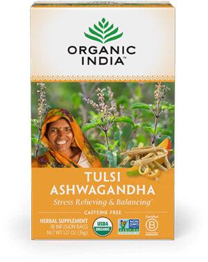 Organic India, Tulsi Ashwagandha