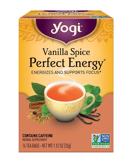 Vanilla Spice  Perfect Energy®Tea