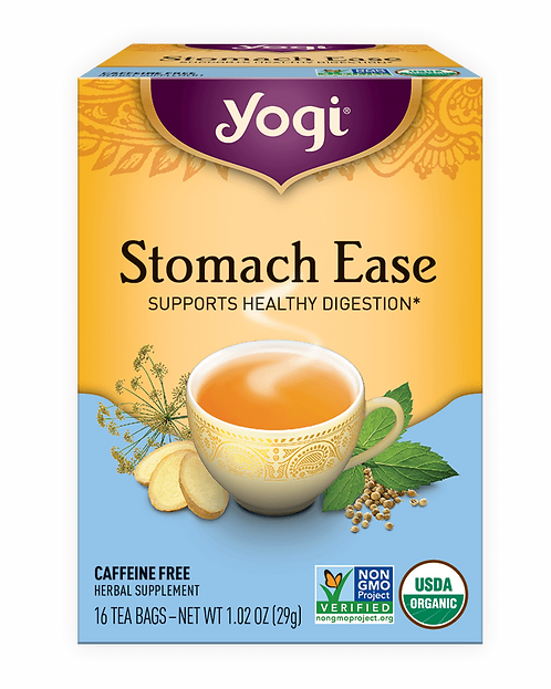 Yogi Teas Stomach Ease