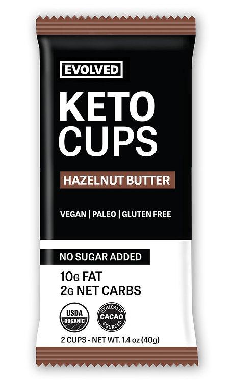 EE, Keto Cups Hazelnut Butter 2 pack