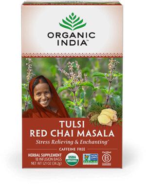 Organic India, Tulsi Red Chai Masala