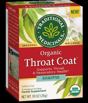 Throat Coat® Eucalyptus