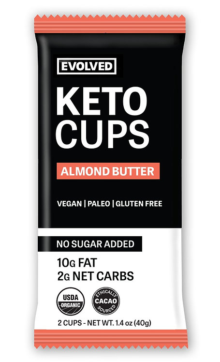 EE, Keto Cups Almond Butter 2 pack