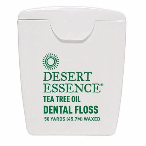 Desert Essence, Tea Tree Floss