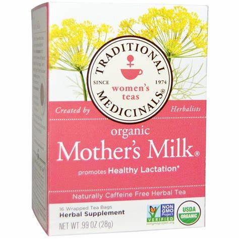 Traditional Medicinals, Mothers Milk