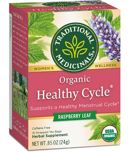 Traditional Medicinals, Healthy Cycle