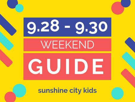 Weekend Guide: September 28 - 30