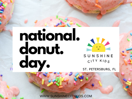 Celebrate National Donut Day in the Sunshine City