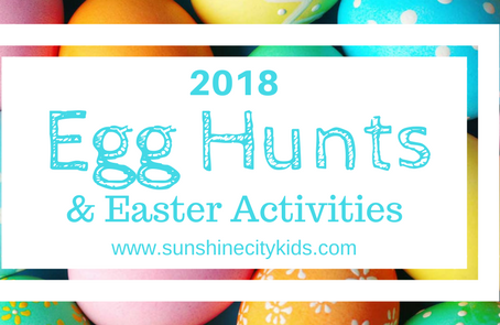 Easter Egg Hunts and Activities for Kids in St. Petersburg, Florida