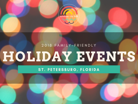 2018 Holiday Event Guide