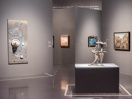 'Midnight in Paris: Surrealism at the Crossroads, 1929' opens at The Dalí