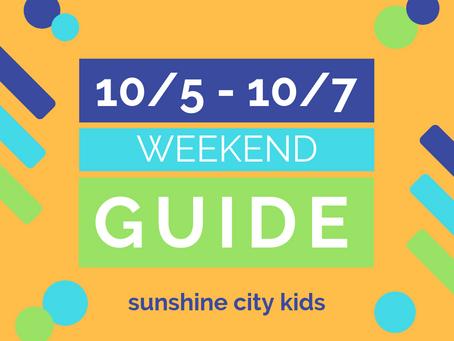 Weekend Guide: October 5 - 7