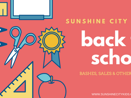 Back to School 2018: Bashes, Giveaways & Other Events