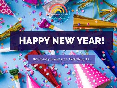 New Year's Eve Events for Kids in St. Petersburg