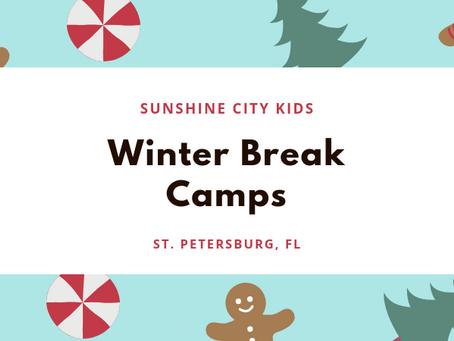 Winter Break Camps in St. Petersburg
