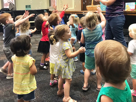 Summer Library Programs in South Pinellas County