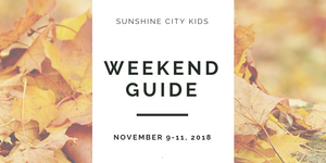 Sunshine City Kids Weekend Guide