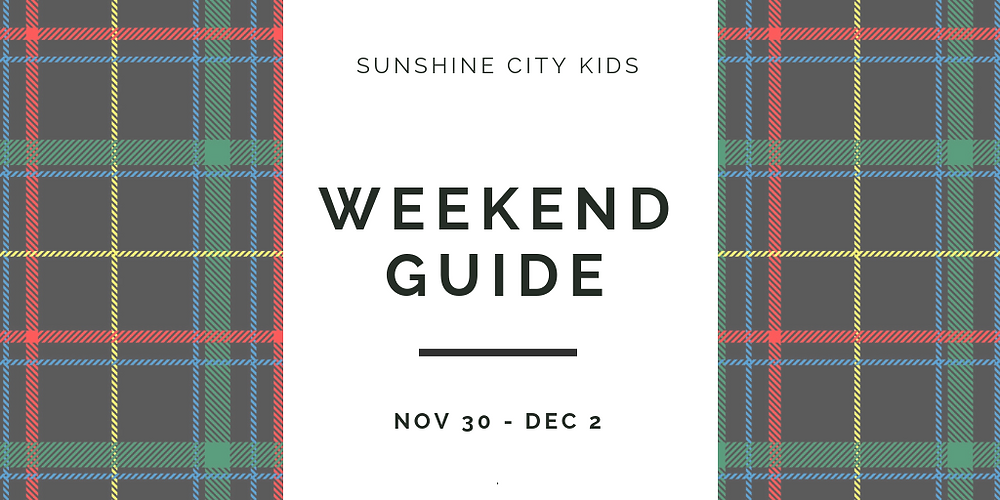 St. Petersburg Sunshine City Kids Weekend Guide