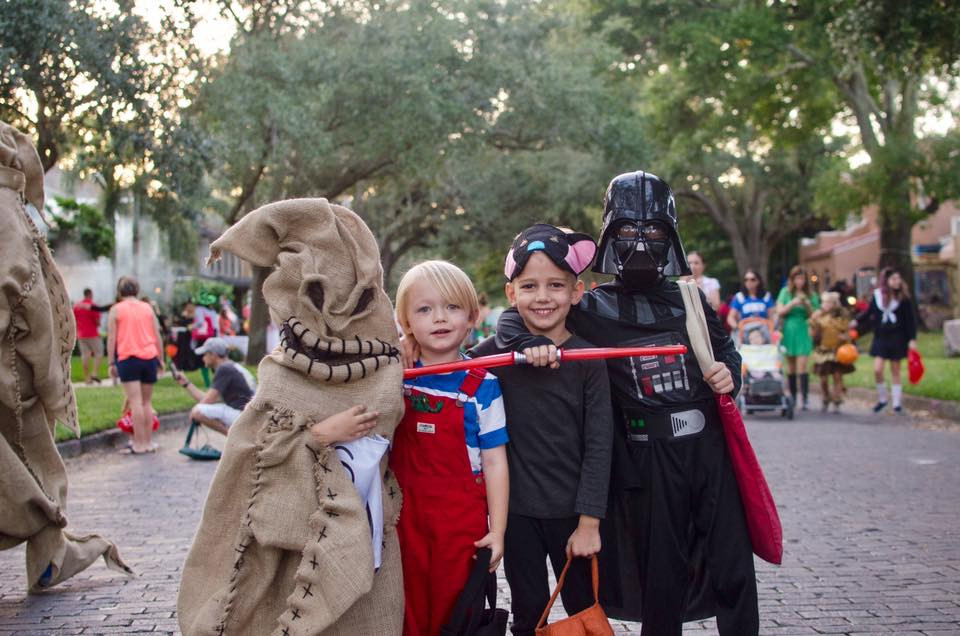 St. Petersburg, Florida, Tampa Bay, trick or treat, halloween, fall, events, kids, children, families, St. Pete, Pinellas