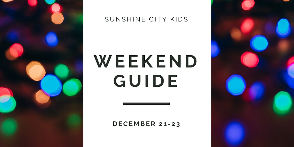 Sunshine City Kids Weekend Kids St. Petersburg