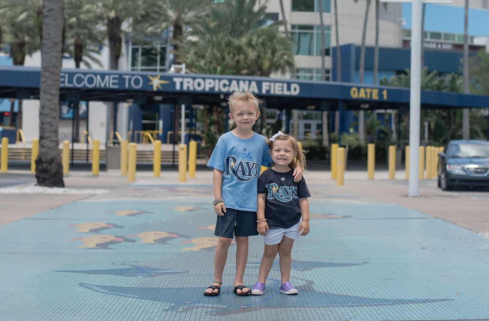 Rays Fan Fest Sunshine City Kids Weekend Guide