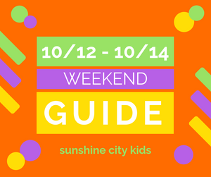 Sunshine City Kids, kids, family, St. Petersburg, St. Pete, events