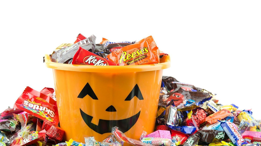 Halloween Candy Buy Back Donate St. Petersburg Tampa Bay