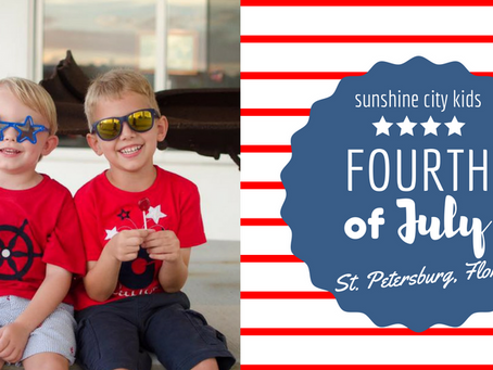 St. Petersburg Fourth of July Events