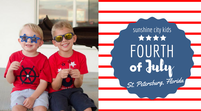 St. Petersburg Fourth 4th of July Events