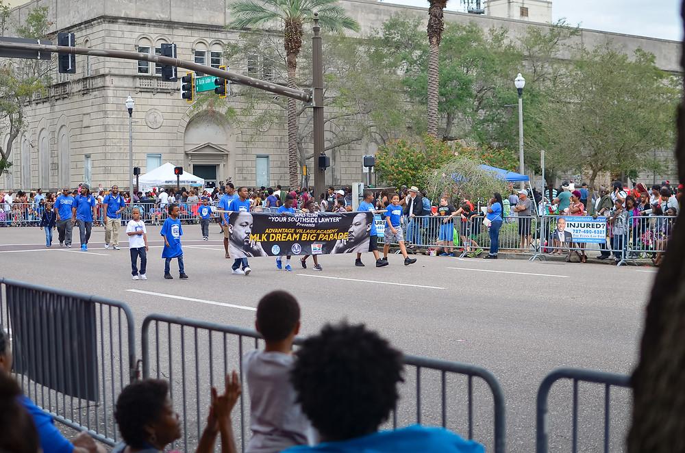 MLK Dream Big Parade St. Petersburg Florida