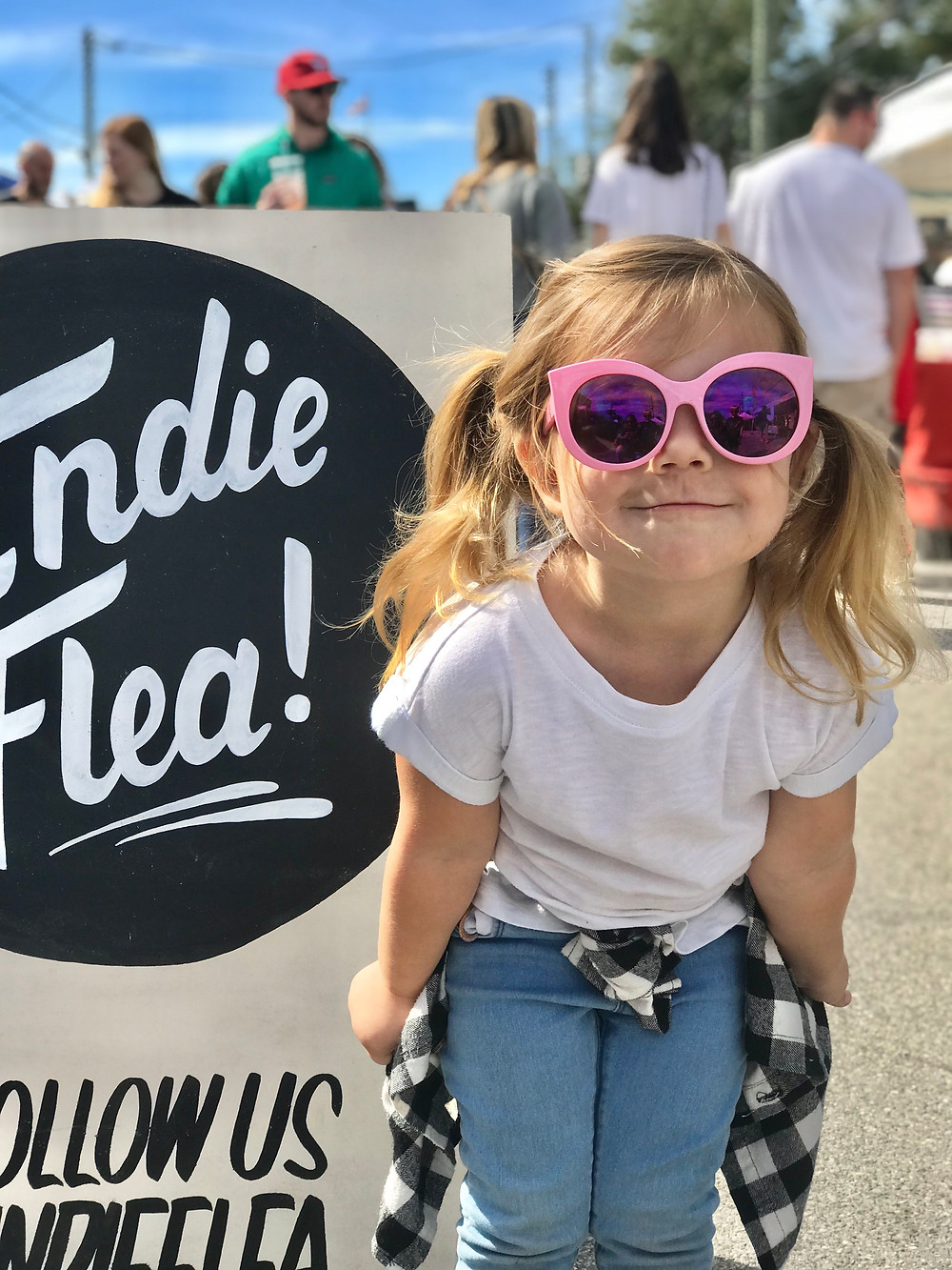 St. Pete Indie Flea Sunshine City Kids