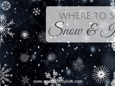 Where to See Snow in St. Petersburg