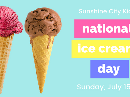 National Ice Cream Day 2018: Get the Scoop!