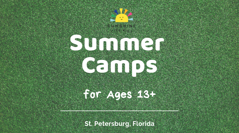 Summer Camps for Teenagers in St. Petersburg, Florida