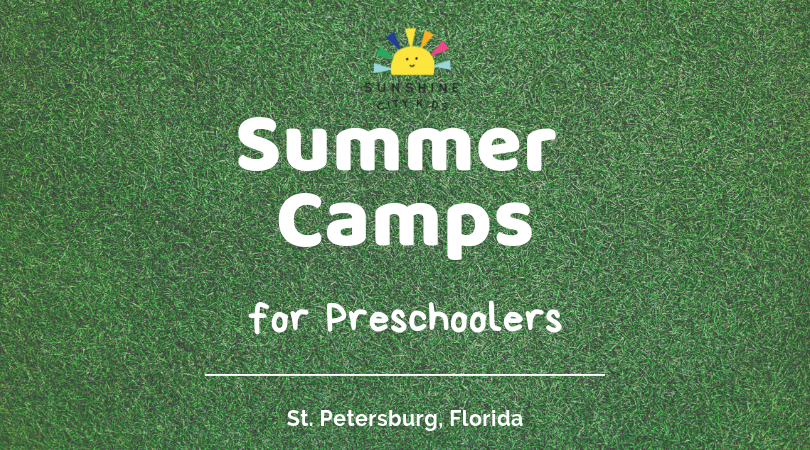 Summer Camps Preschool St. Petersburg Florida