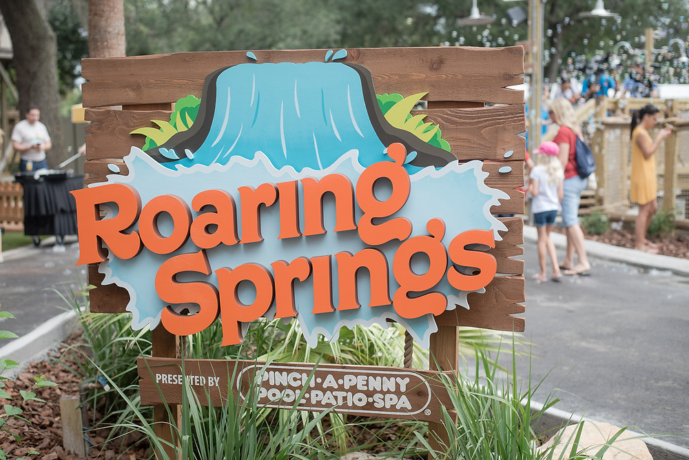 Roaring Springs at ZooTampa at Lowry Park