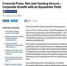corporate growth programs calgary