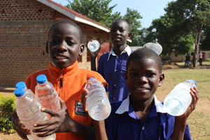 A Remarkably Simple Solution to Purify Water in Africa