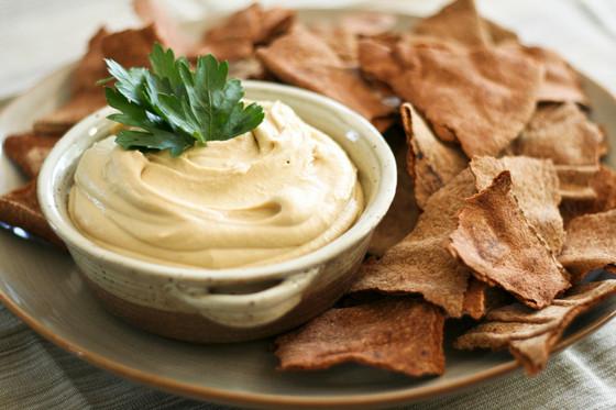 Homemade Hummus (4 Servings)