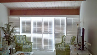 Custom Blind and Shutters in Atlantic Beach NC, Emerald Isle NC, Morehead City NC, Newport NC, Havelock NC, and all of Eastern NC