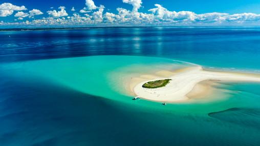 Aerial photo Hervey Bay 1